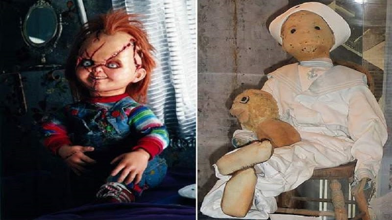 Robert The Doll Haunted Doll That Inspired The Chucky Doll