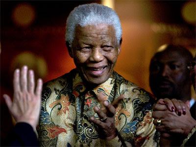 Mandela, en una imagen de 2007. AP