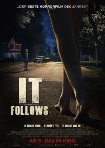鬼上你的床/靈病(It Follows)poster