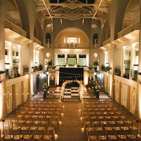 St. Augustine Wedding Venues   Reception Location Downtown