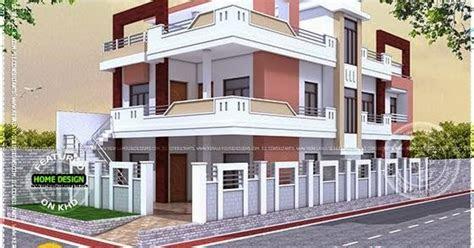 floor plan  north indian house kerala home design