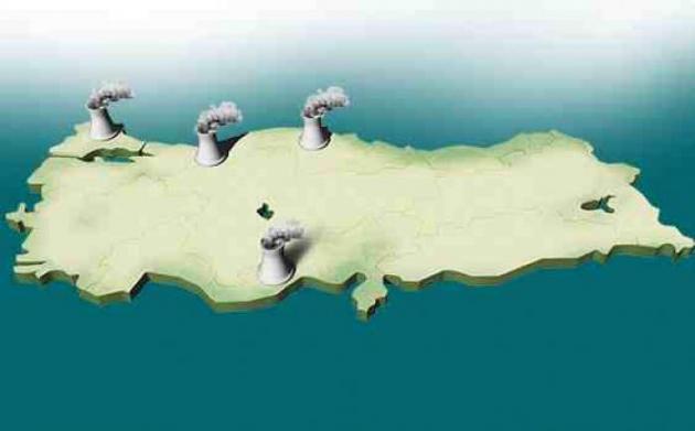 Τουρκία: Τούρκοι θα κατασκευάζουν τους πυρηνικούς αντιδραστήρες