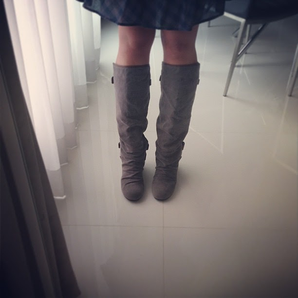 Today's footwear #shoes #shoe #shoeaddict #boots #aldo #fashion #ootd #lotd