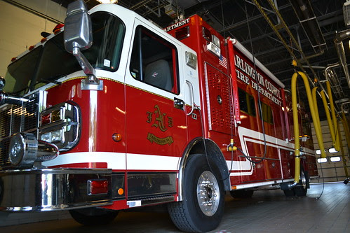 Fire Station 2 by Arlington County