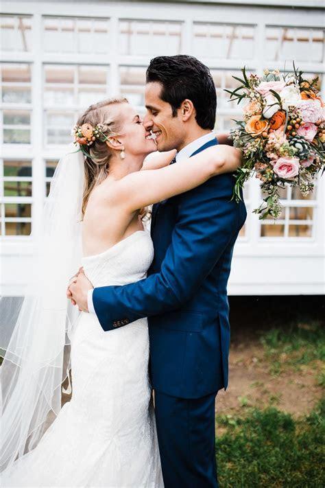 Low Key Romantic Airbnb Wedding in Ithaca, New York