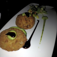crab cakes - co co sala