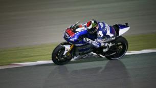 MotoGP race lorenzo qatar