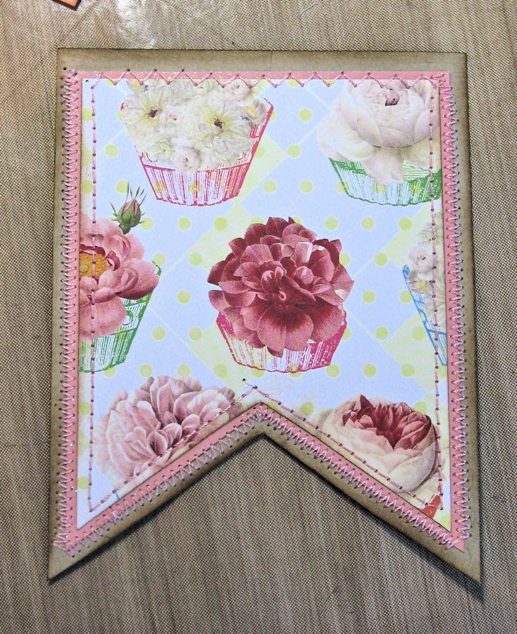 RRR Banner Tute sewing