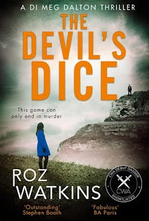 """From IP practitoner to murder mystery author: Roz Watkins and """"The Devil's Dice"""" (a pity about that patent attorney in the opening scene)"""
