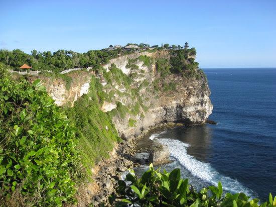 Tourist Attractions inwards Bali   Bali Kura Kura Guide  Bali Tourist Destinations: 45 BALI SPA  ULUWATU