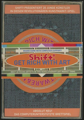 Get Rich With Art
