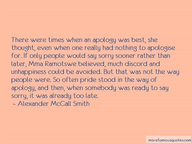 I Say Sorry Too Much Quotes Top 12 Quotes About I Say Sorry Too