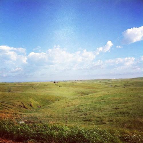 Empty prairie