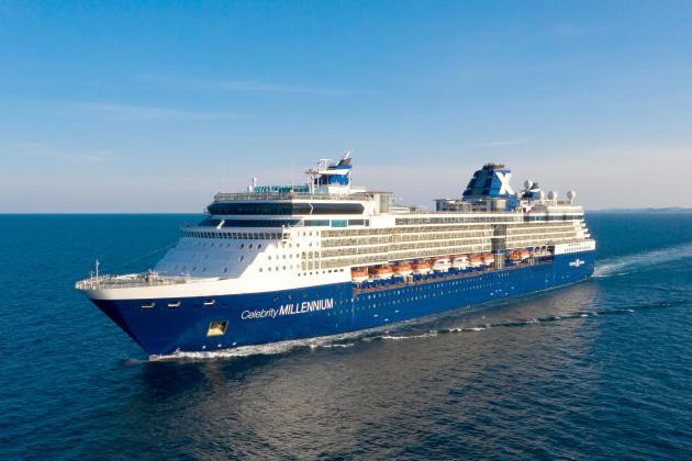 Celebrity Millennium: Two guests on fully vaccinated cruise test positive for Covid