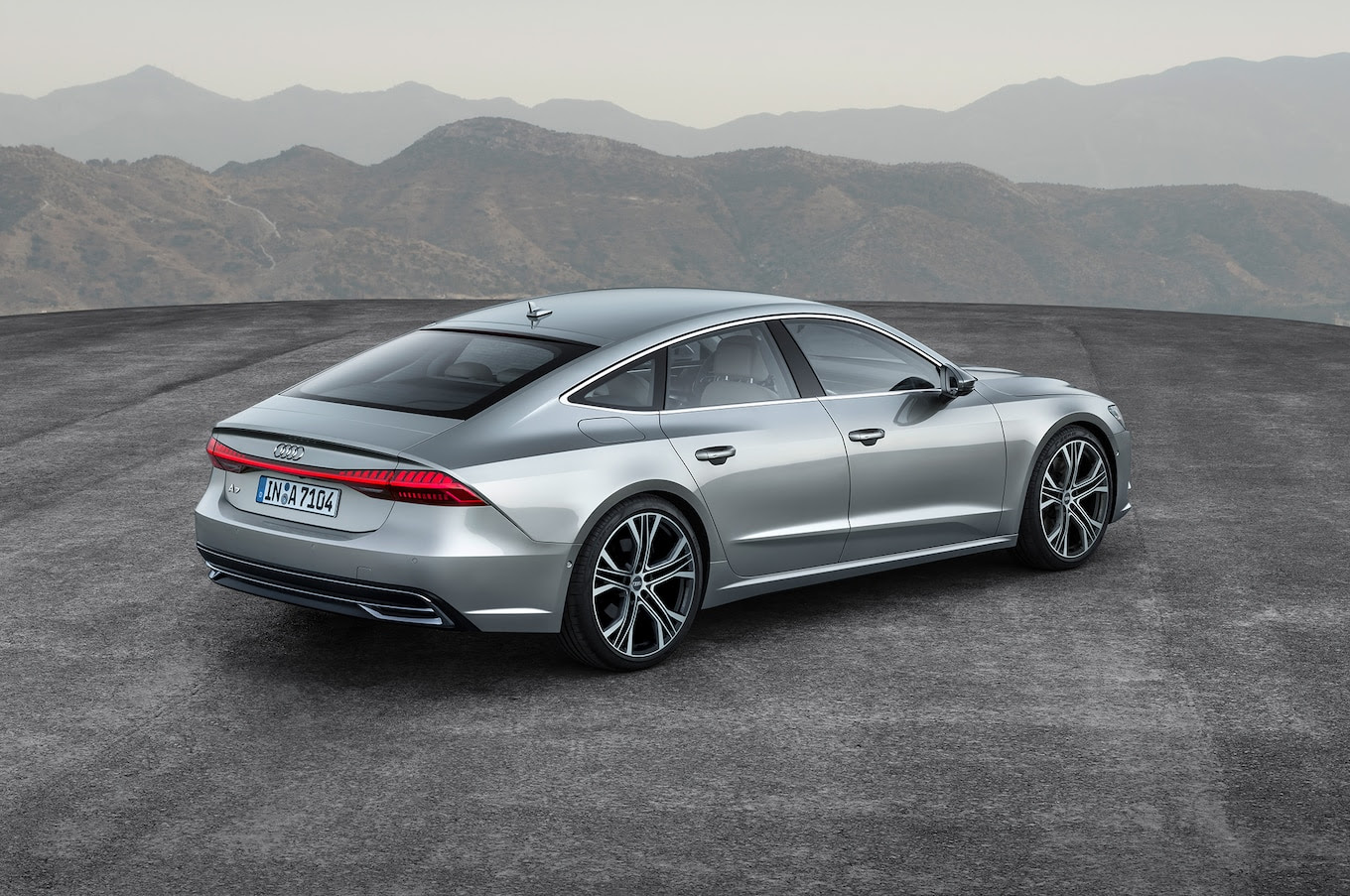 2019 Audi A7 First Look: Four-Door Fastback Gets Techier ...