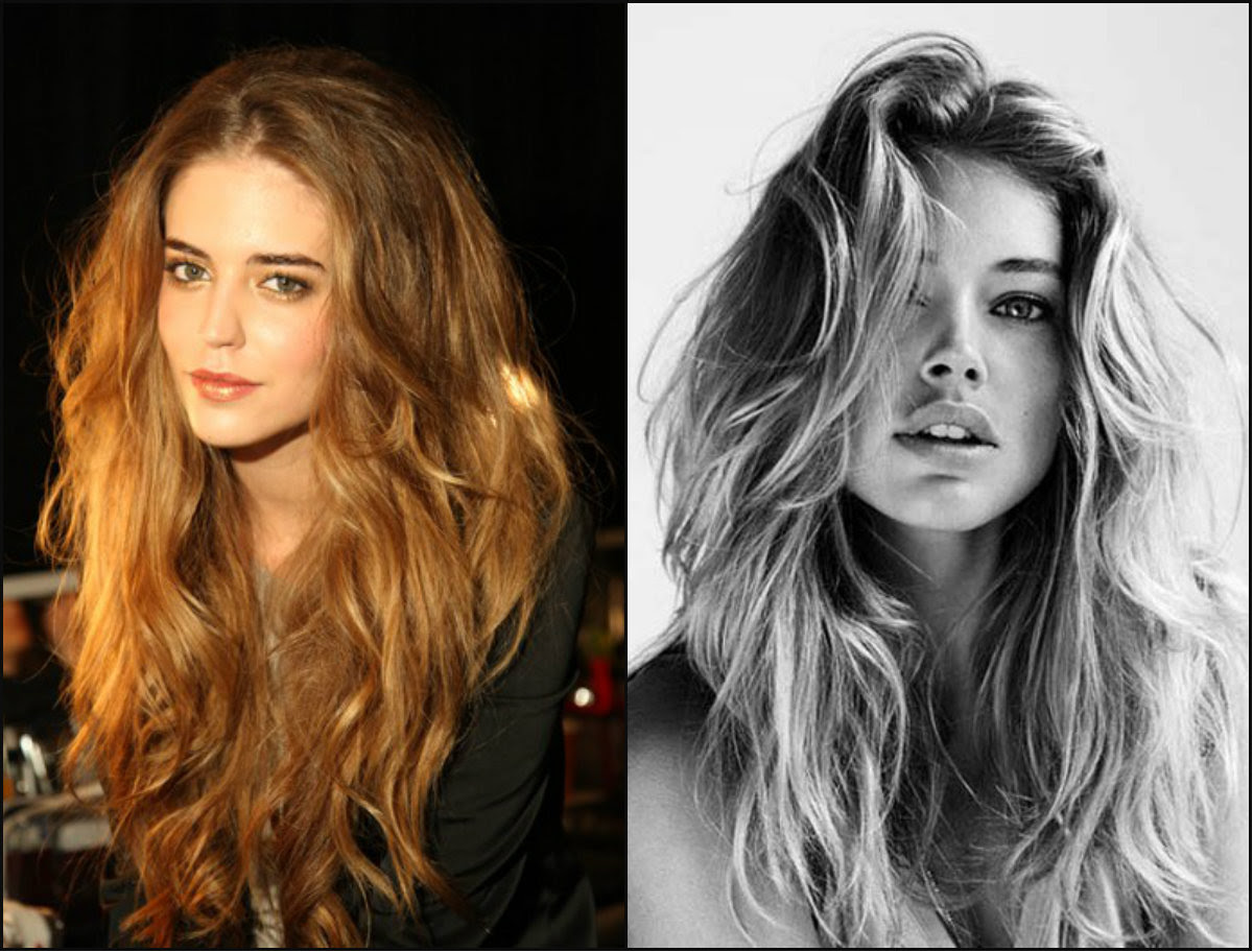 Really Sensual Bed Head Hairstyles Long Hairstyles