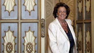 Rita Barberá en una imatge d'arxiu (EFE)