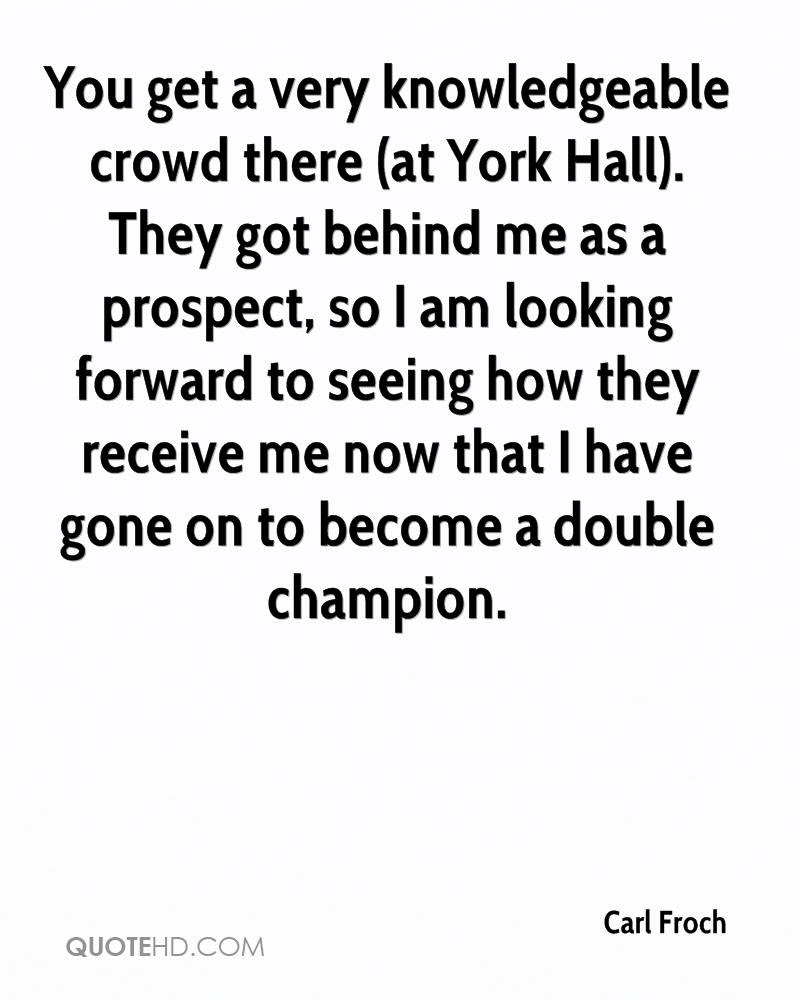 Carl Froch Quotes Quotehd