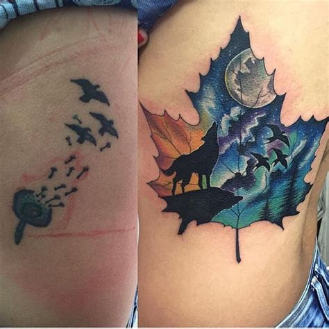 tattoo cover ideas images pinterest