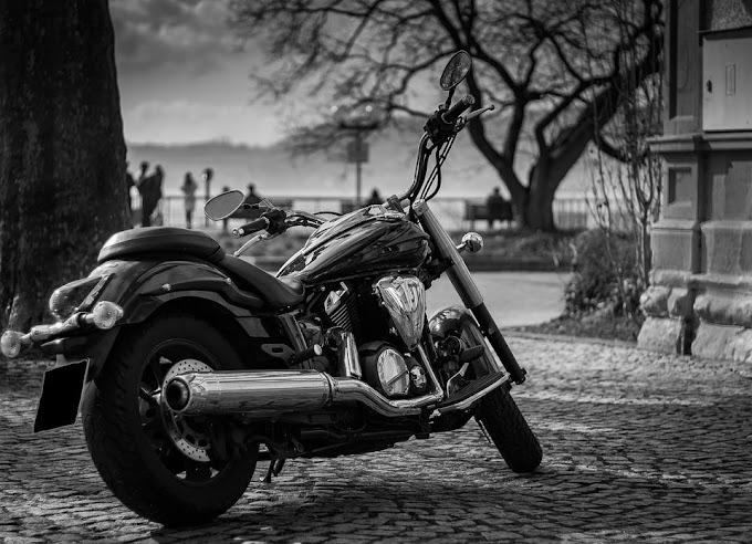 Новосибирская область заняла 4 место по количеству мотоциклов в СФО