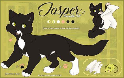 jasper art cat drawing anime animals jasper