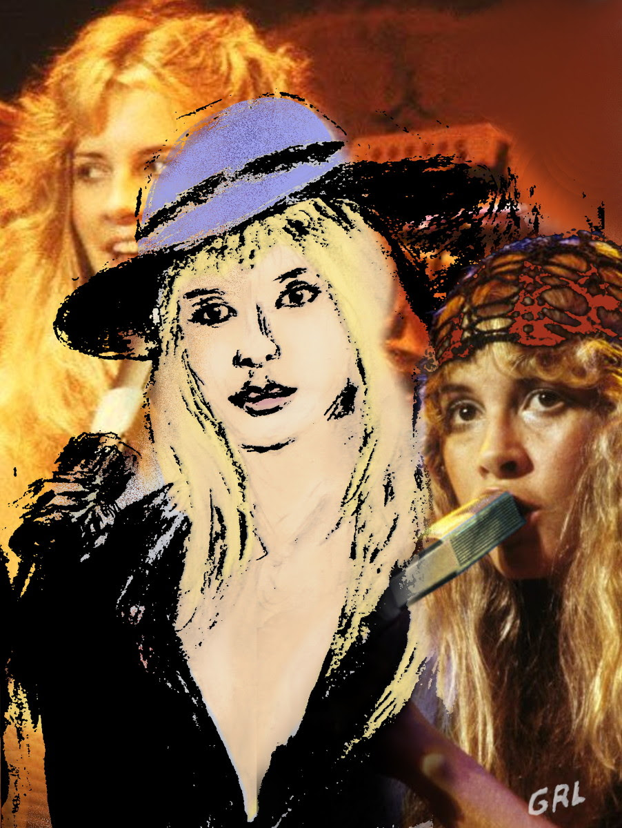 Stevie Nicks Charcoal/multimedia Sketch, $18 to $24 medium-size prints. Free downloads. Original Fine Art, ‬‎GrlFineArt. Fine art work, fine art decor, ‪‎fineart; landscapes, seascapes, boats, figures, nudes, figurative art, flowers, still life, digital abstracts. Multimedia classical traditional modern acrylic oil ‪‎painting‬ ‪‎painting‬s prints.