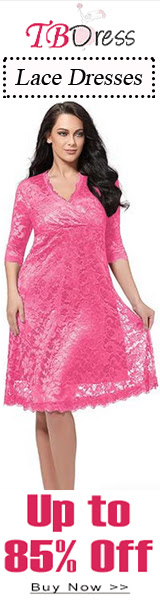 Tbdress Plus Size Lace Dresses Sale