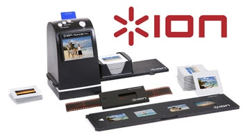 ION Audio: Film 2 SD Scanner