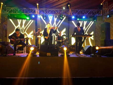 Instrumental Band in Goa, Bangalore, Chennai, Hyderabad