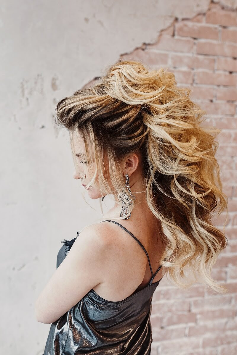 Brautfrisur Halboffen Für Lange Haare 30 Ideen Hochzeitskiste
