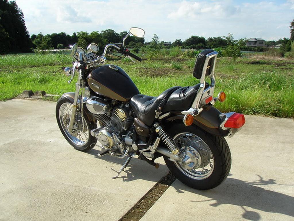 1986 yamaha virago 750