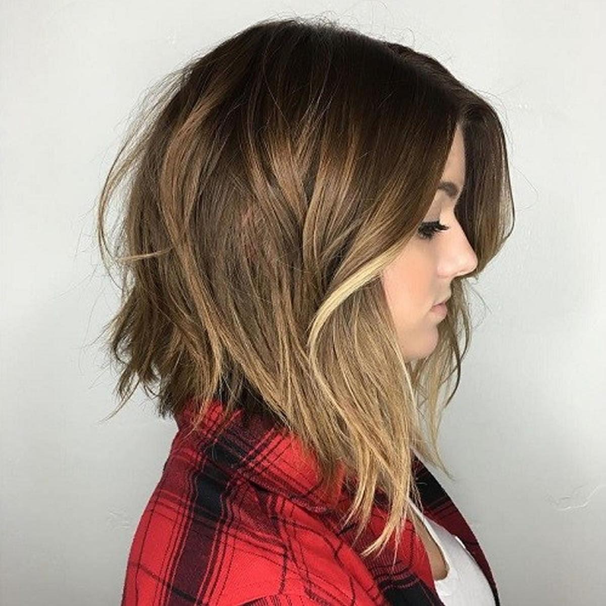 Bob Hairstyles for 2018 Inspiring 60 Long Bob Haircut Ideas – HAIRSTYLES