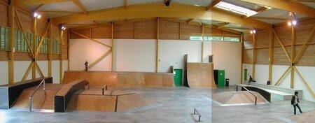 Villiers sur orges ancien skatepark