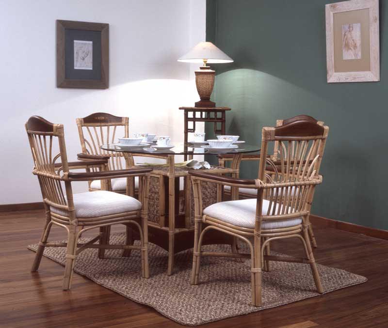 Rossenda Dining Furniture: Unicane Wicker and Rattan ...