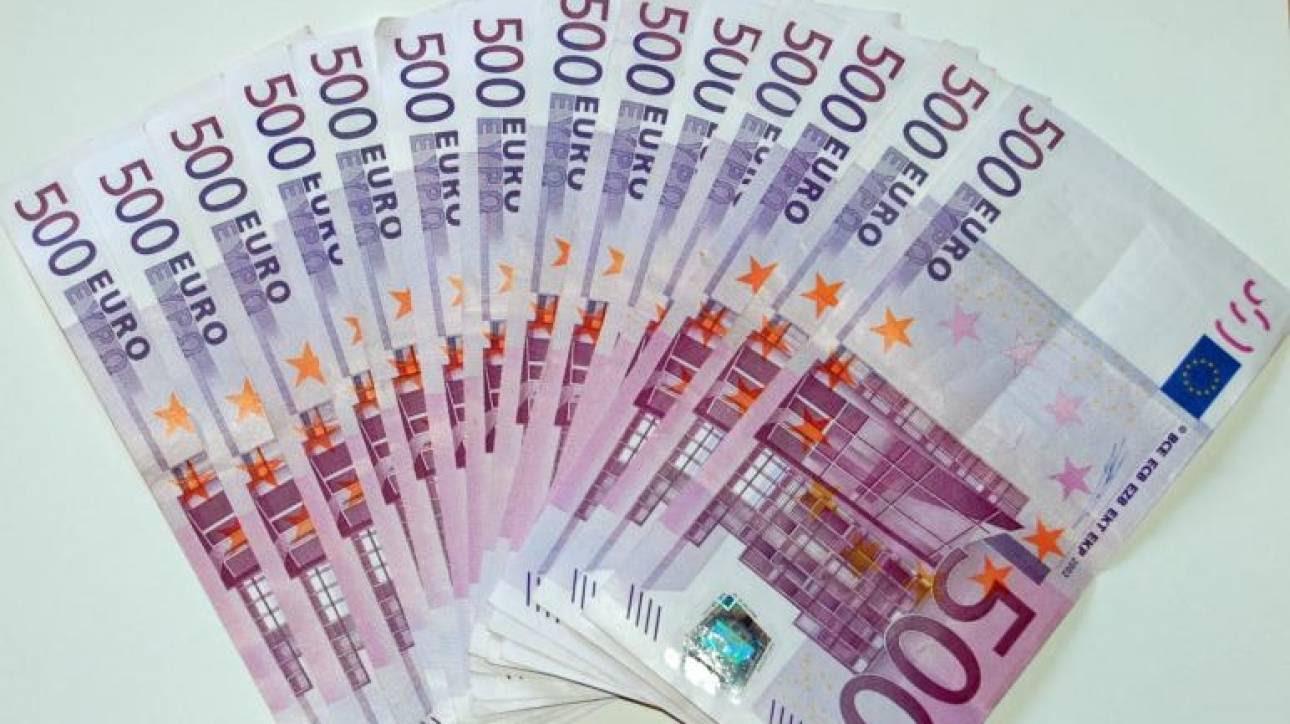 «Φακέλωμα» για όσους «χαλάνε» χαρτονομίσματα των 500 ευρώ