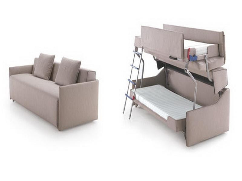 Couch That Converts To Bunk Bed Whaciendobuenasmigas
