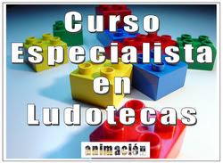 Imagen curso especialista en ludotecas