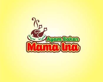 sribu logo design desain logo  makanan ayam bakar