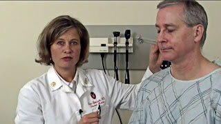 Picture from Physical Exam: Advanced ENT Testing video