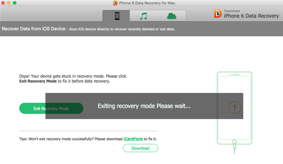 iPhone 6 Data Recovery for Mac Guide\u2014How to Retrieve Lost Data from iPhone 6\/iPhone 6 Plus on Mac