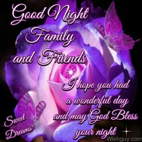 Quotes About Good Night Friends 33 Quotes