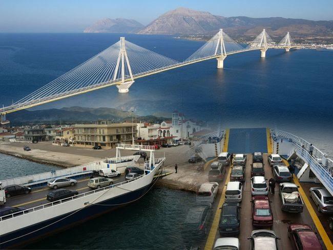 Σταματούν τα δρομολόγια των Ferry boat στο πορθμείο Ρίου – Αντιρρίου
