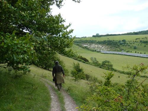 Walking at Aston Rowant