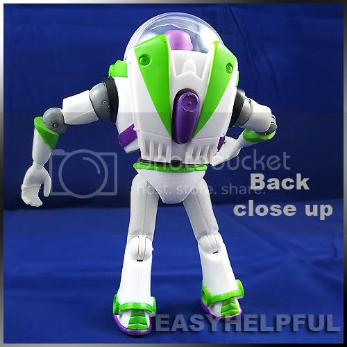 Toy Story 3 Disney Buzz Lightyear Fully Articulated Action ...
