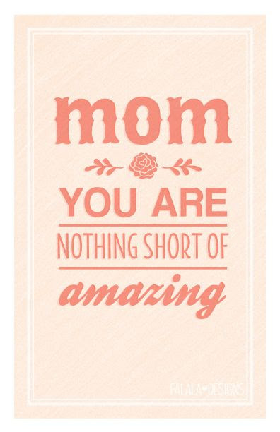 Thank You Quotes For Mom Saying Thank You To Your Mother