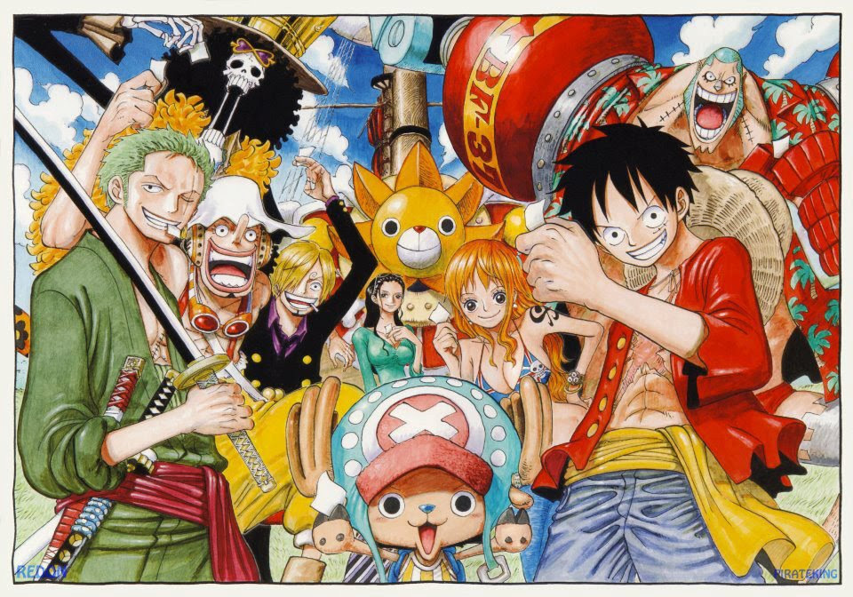 One Piece Images Straw Hat Crew Bounty Wallpaper Photos 9751095