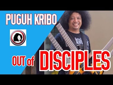 OUT OF DISCIPLES by PUGUH KRIBO (ORIGINAL SONG)