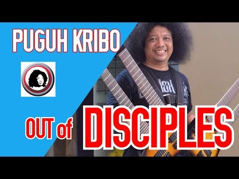 OUT OF DISCIPLES BY PUGUH KRIBO (ORIGINAL SONG) HD