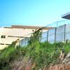 Obras do futuro Hospital Municipal de Parelheiros, no extremo da zona sul de SP