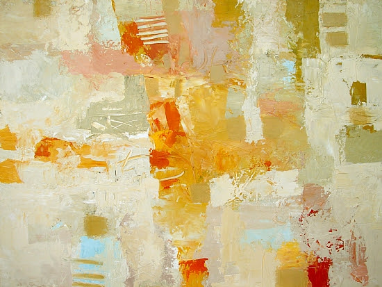 "Desert Heat by Filomena Booth Acrylic ~ 24"" x 30"""
